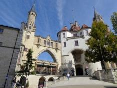 Schloss Sigmaringen, Torhaus