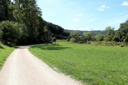 Im Donautal bei Gutenstein