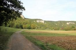 Im Donautal vor Mühlheim