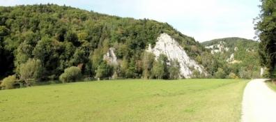 Im Donautal bei Ziegelhütte