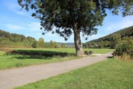 Im Donautal zwischen Möhringen und Immendingen