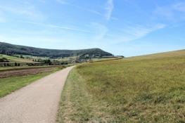 Im Donautal vor Gutmadingen