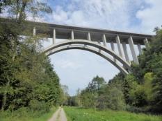 A81-Brücke bei Villingendorf