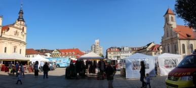 Ludwigsburg, Marktplatz