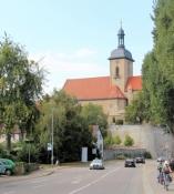 Lauffen, Regiswindiskirche