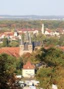 Wimpfen im Tal von der ehem. Kaiserpfalz gesehen