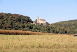 Burg Guttenberg bei Neckarmühlbach