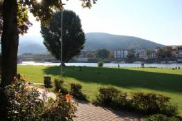 Heidelberg, am Neckarufer