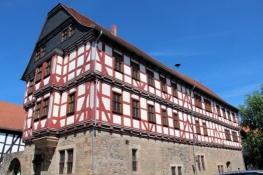 Fritzlar, Hochzeitshaus