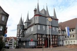 Frankenberg, Rathaus