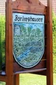 Schild in Börlinghausen