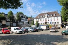 Wipperfürth, Marktplatz mit Rathaus