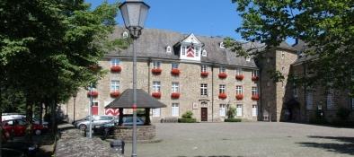 Hückeswagen, Schloss