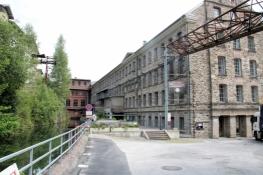Ehemaliges Fabrikgebäude von Wülfing