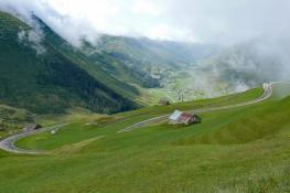 Andermatt - Oberalppass