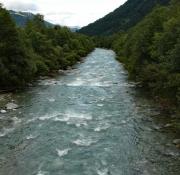 Vorderrhein bei Surrein