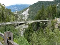 bei Versam Tobelbrücke