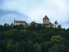 Stein am Rhein: Burg Hohenklingen