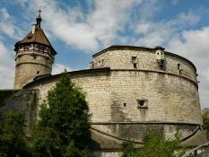Schaffhausen: Festung Munot