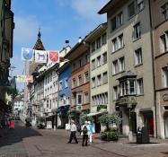 Schaffhausen: Oberstadt