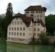 Schloss Rötteln bei Hohentengen (D)