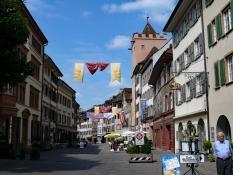 Rheinfelden (CH): Marktgasse