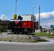 Rheinfelden (CH): Kreisel Salmen-Park