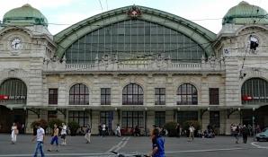 Basel: Bahnhof SBB