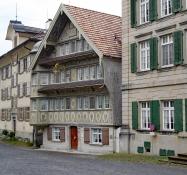 Trogen: Landsgemeindeplatz