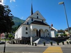 Stans: Pfarrkirche St. Peter und Paul