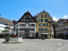 Sarnen: Dorfplatz