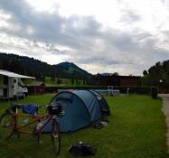 Bumbach: Camping