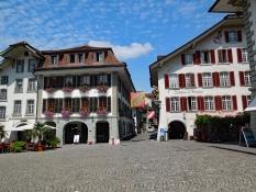 Thun: Rathausplatz