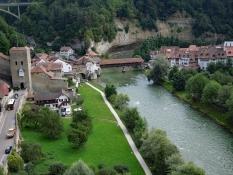 Fribourg-Palme: Pont de Berne