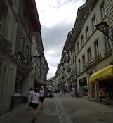 Fribourg: Rue de Lausanne