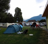 Aigle: Camping Les Glariers