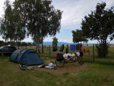 Excenevex: Camping La Pinède