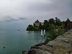 Yvoire: Château