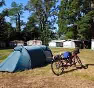 Vesenaz: Camping Pointe à la Bise
