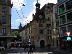 Genf: Tour de Molard