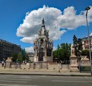 Genf: Monument Brunswick