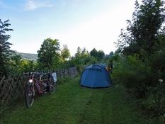 Le Sentier: Camping Le Rocheray