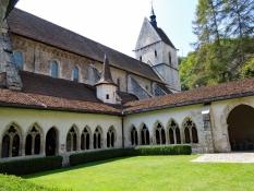 St. Ursanne: Stiftskirche