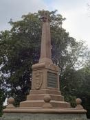Det dansk-østrigske mindesmærke ved Sankelmark/The Danish-Austrian monument at Sankelmark