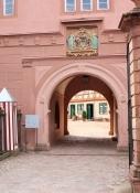 Erbach, Tor zum Schlosshof