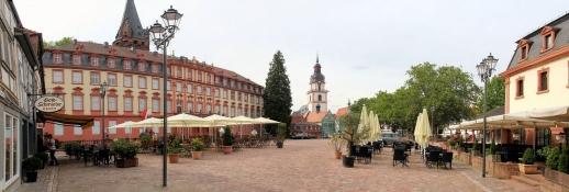 Erbach, Marktplatz