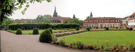 Erbach, im Schlosspark