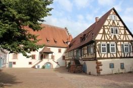 Michelstadt, Burg