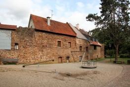 Michelstadt, Satdtmauer