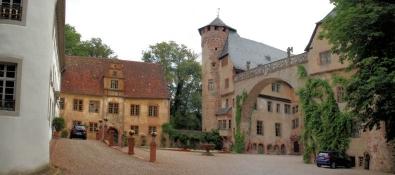 Steinbach, Schloss Fürstenau